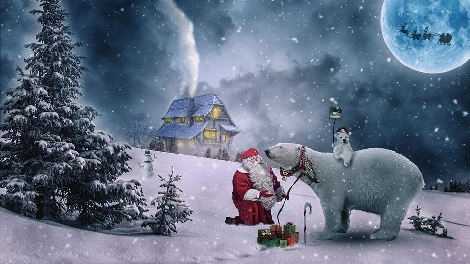 Veselé vianoce praje TeatrO